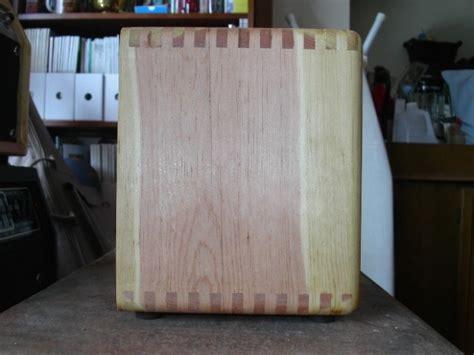 dovetails  guitar amp cabinet woodworking talk