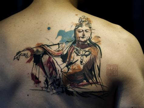 buddhist tribal tattoos 40 exclusive buddhist tattoos for back