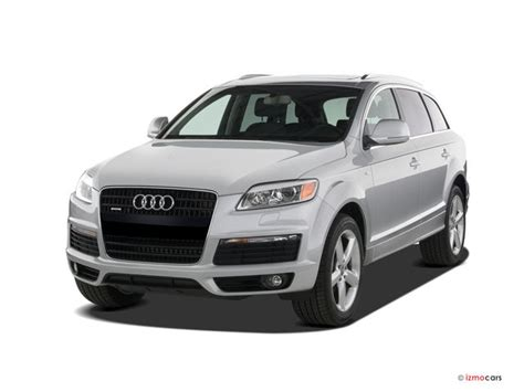 audi q7 prices paid 2007 audi q7 prices reviews and pictures u s news