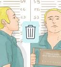 Forms Needed To Expunge Criminal Record California How To Expunge A Criminal Record In California With Pictures