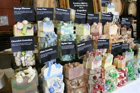 How To Sell Handmade Soap - where to sell products markets and retail