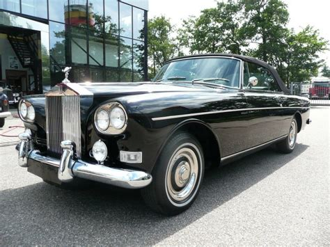 1966 Rolls Royce by 1966 Rolls Royce Silver Cloud Iii Information And Photos
