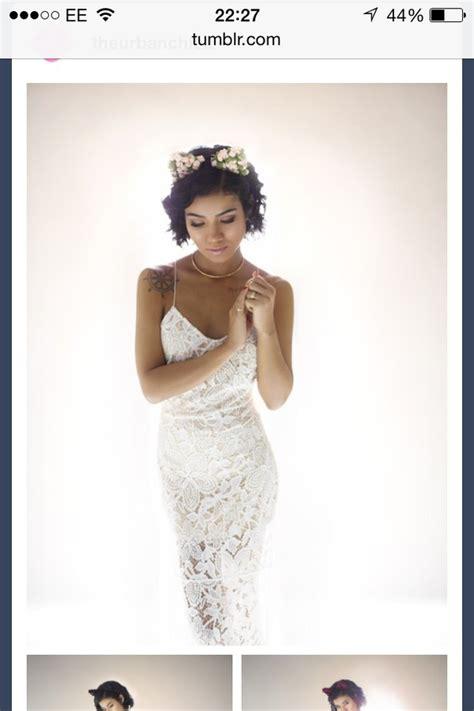 jhene aiko back tattoo white dress jhene aiko dress wheretoget