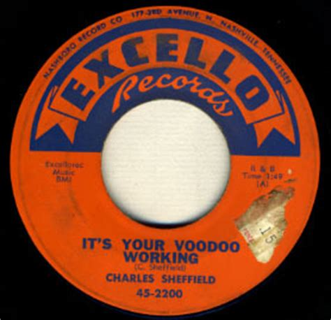 Sheffield Records Popsike Charles Sheffield Original 45 On Excello Records Auction Details