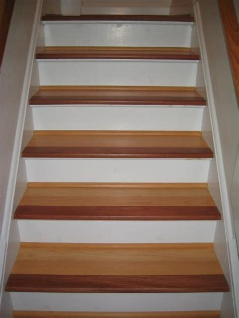 Hardwood Floor Stairs Stairs Treads And Risers Hardwood Floor Accessories By Direct Cherry