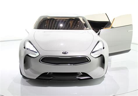 Kia Gt Production Kia Admits Gt Concept Is Closer To Production Than We