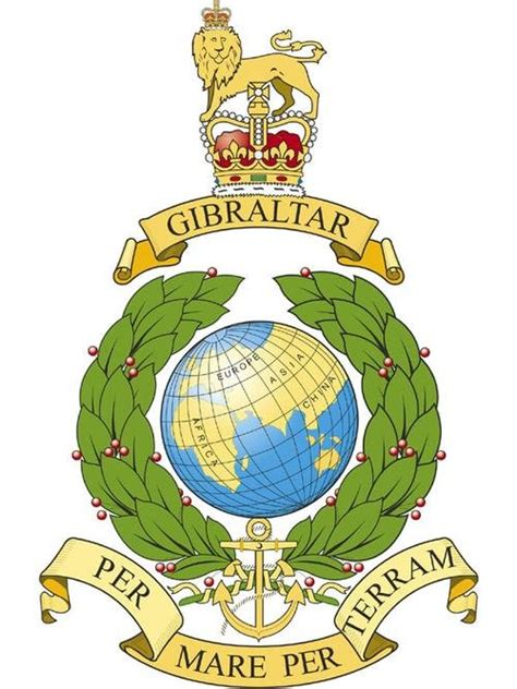 royal marines emblem marines uniform and insignia