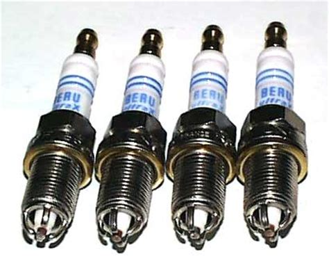 beru performance spark plugs geo storm/isuzu impulse