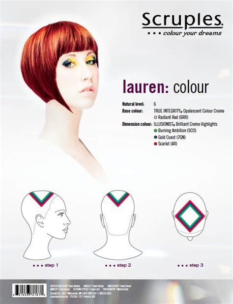 hair color and foil placement techniques 13 best foiling techniques images on pinterest make up