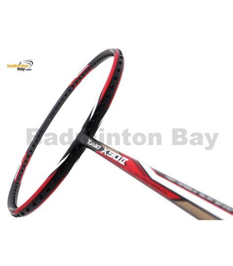Raket Badminton Lining Turbo X 90 li ning turbo x90 ii black grey badminton racket 3u w3 s2