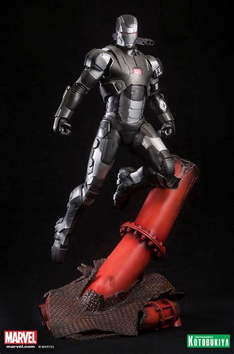 Kotobukiya Artfx Ironman Black Version Ori tokeku shop jual beli hottoys enterbay dll page 3