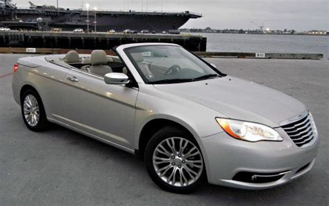 chrysler convertible models chrysler 200 convertible prices reviews and new model