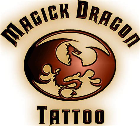 magic dragon tattoo magic ari