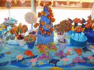 nemo fiesta tematica tortas dulces deseos