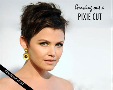how much does a pixie haircut cost tips to growing out your hair bangs or pixie cut