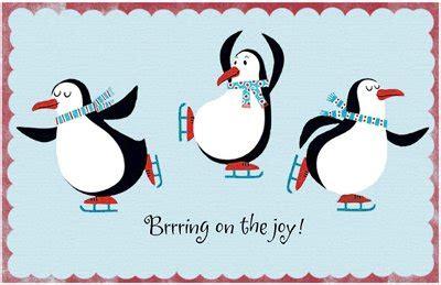 printable christmas cards penguin holiday penguins greeting card christmas printable card