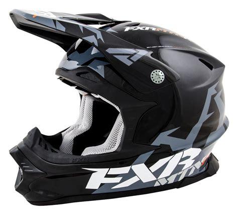 motocross snowmobile helmets fxr blade helmet revzilla