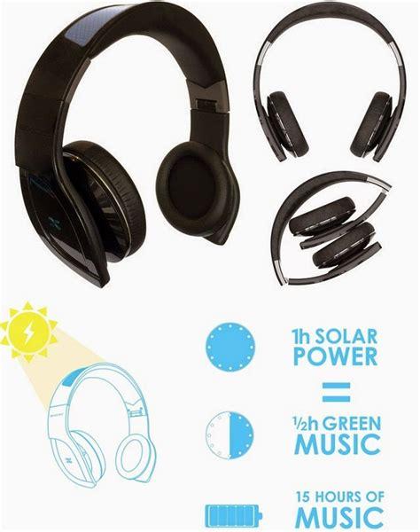 helios solar headphones helios the world s wireless solar powered headphones