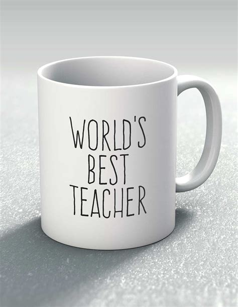 best mug world s best teacher mug mutative mugs