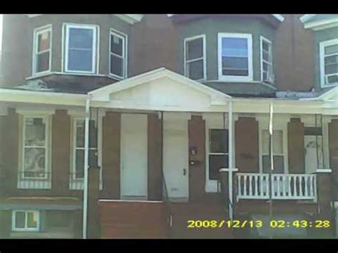 tupac house tupac shakur s house close up baltimore maryland september 2013 youtube