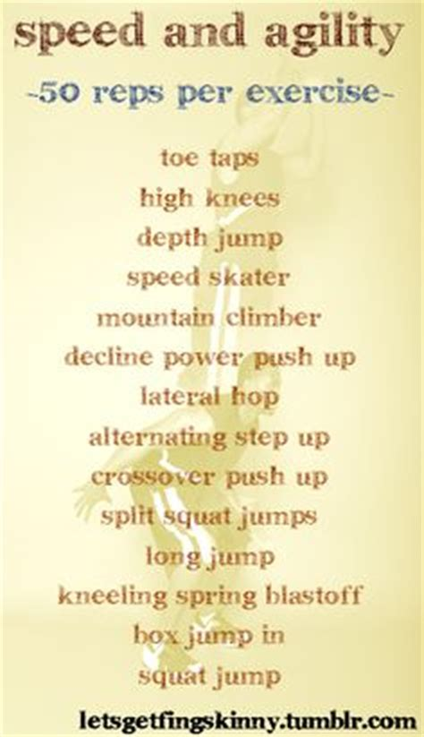 1000 Ideas About Agility Workouts On Pinterest Football Workouts Plyometrics And Soccer Workouts Speed And Agility Program Template