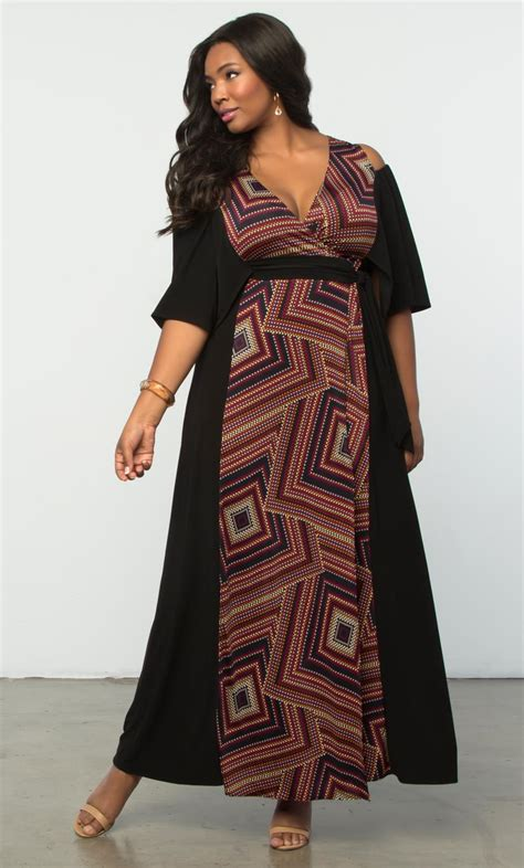 plus size maxi dresses serene maxi dress