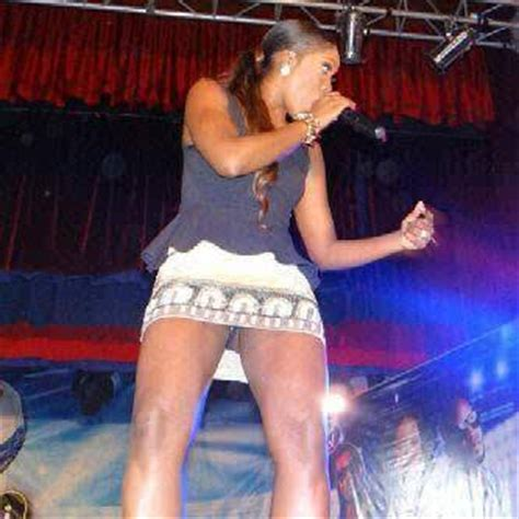 tiwa savage's wardrobe malfunction: singer shows beneath