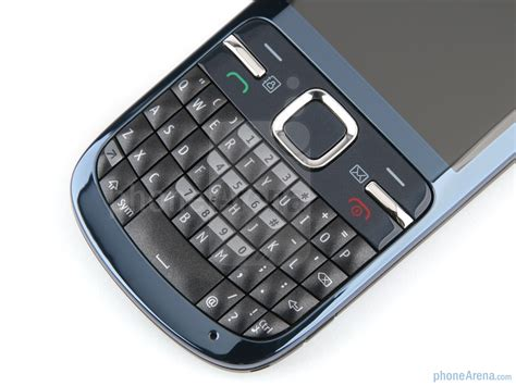 product layout of nokia nokia c3 review