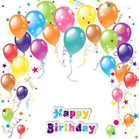 google images balloons real birthday balloons bing images clipart pinterest