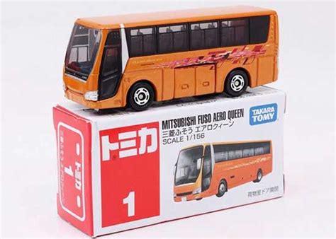 tomica mitsubishi fuso tomica mitsubishi fuso aero queen daftar update harga