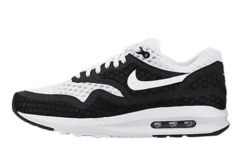 Nike Air Max Lunar 1 White nike air max lunar 1 br black white the sole supplier