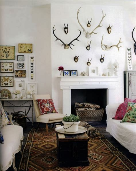 antler home decor happy friday