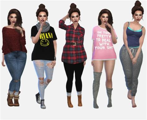 sims 4 cc clothes newhairstylesformen2014 com