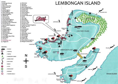 boat from nusa lembongan to nusa penida the complete guide to the nusa islands lembongan