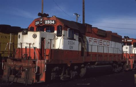 gp38 2 2334 frisco 663 187 frisco archive