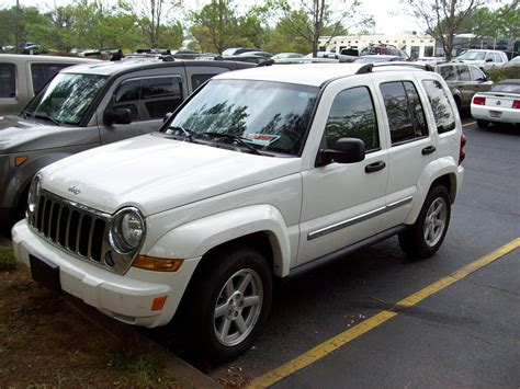 2007 Jeep Liberty Limited 2007 Jeep Liberty Pictures Cargurus