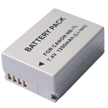 nb 7l rechargeable li ion battery miyamondo