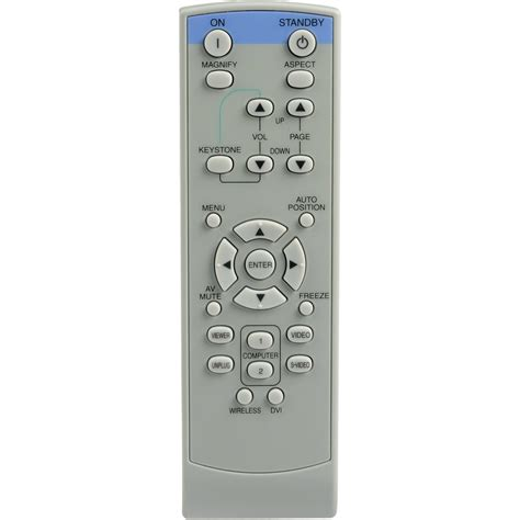 Remote Proyektor mitsubishi xd221rem projector remote xd221rem b h