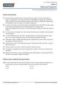 maths ratio worksheets ratio word problems math