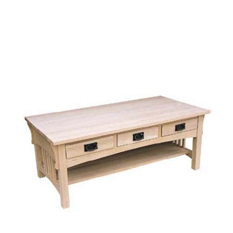 Coffee Tables Ontario Mission Coffee Table Lloyd S Mennonite Furniture Gallery Solid Wood Mennonite Furniture Dining