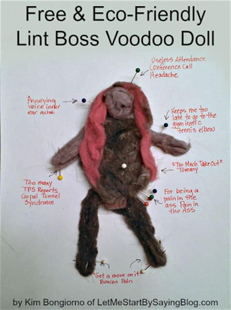 How To Make A Paper Voodoo Doll - i want to punch in the throat top 10 tips to reuse