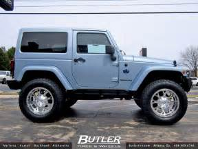 jeep wrangler arctic edition with 20in fuel krank wheels a