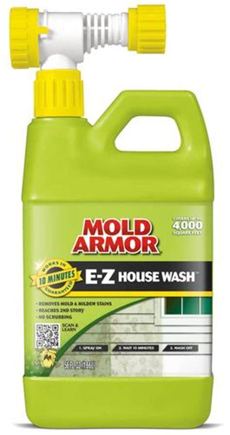 mold armor ez house wash mold armor ez house wash hose end at menards 174