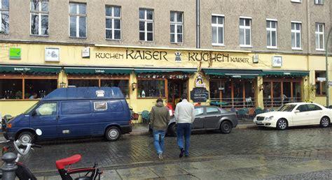 kuchen in berlin gutb 252 rgerliches restaurant am oranienplatz kuchen kaiser
