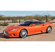2008 Spyker C8 Aileron  Specifications Photo Price