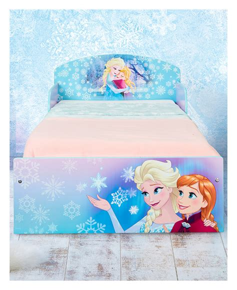 disney frozen toddler bed disney frozen toddler bed with fully sprung mattress bedroom