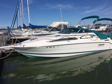 rinker boat water heater rinker 260 fiesta vee 1991 for sale for 14 400 boats