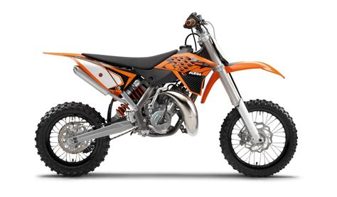 Mini Motorrad Orange by Ktm Sportminicycles 2013