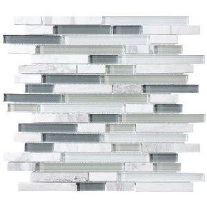 cove blend backsplash costco marble glass mosaic tile tile glass