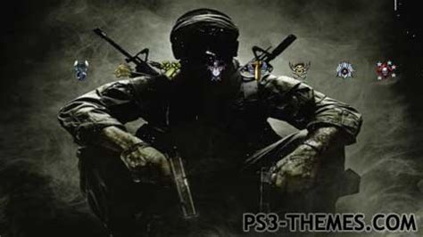 themes ps3 black ops 3 ps3 themes 187 cod black ops 3